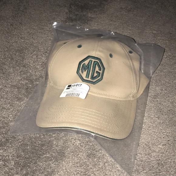 NWT Tank MG Car Baseball Cap Hat 5674696396f9